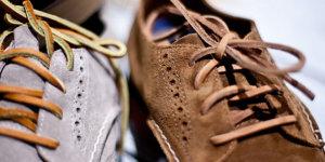 как почистить обувь из замши