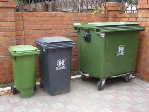 Цены на мусорные контейнеры