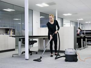 Вечерняя уборка офиса